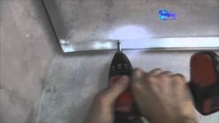 Как опустить натяжной потолок на 18 мм в Санкт-Петербурге от компании Бутафор(, 2015-08-22T10:10:28.000Z)