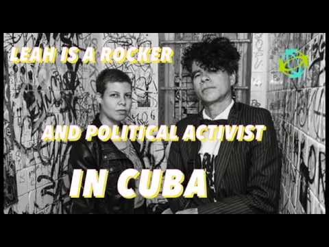Leah Vidales, Cuban Musician & Activist, Stands Up for Political Prisoners