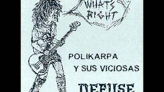 Defuse - Polikarpa Y Sus Viciosas  SPLIT EP 2000