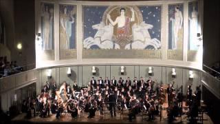 Mussorgsky, Bilder einer Ausstellung: Gnomus - Orchester der Hochschule München (Kunstkopfaufnahme)