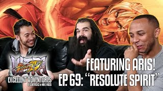 resolute spirit the excellent adventures of gootecks mike ross ft aris ep 69