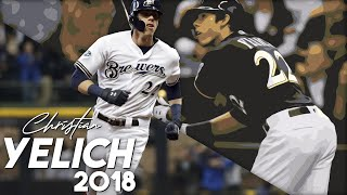 Christian Yelich 2018 Highlights