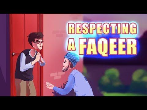 Respecting a Faqeer/Beggar