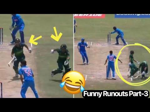 Most Stupid Ways To Get RUNOUT In Cricket - Part 3 - LOL - MUST WATCH!!!