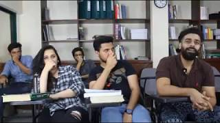 """""""The Smelly Guy Goes To College"""" - By Danish Ali"""