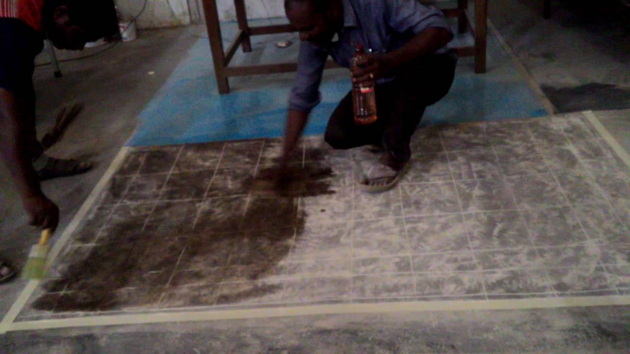Industrial Flooring Epu Work By Feather Teck Solutions India Oct
