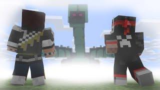 Minecraft - Битвы под Гидрой и Голова На пьедестале (нет)
