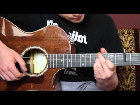 How To Play I will be blessed  Ben Howard guitar lesson  tutorial
