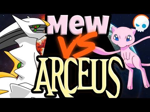 ARCEUS Vs MEW! Who REALLY Made What? | Gnoggin - Pokemon Timeline / Pokemon Lore / Pokemon Origins