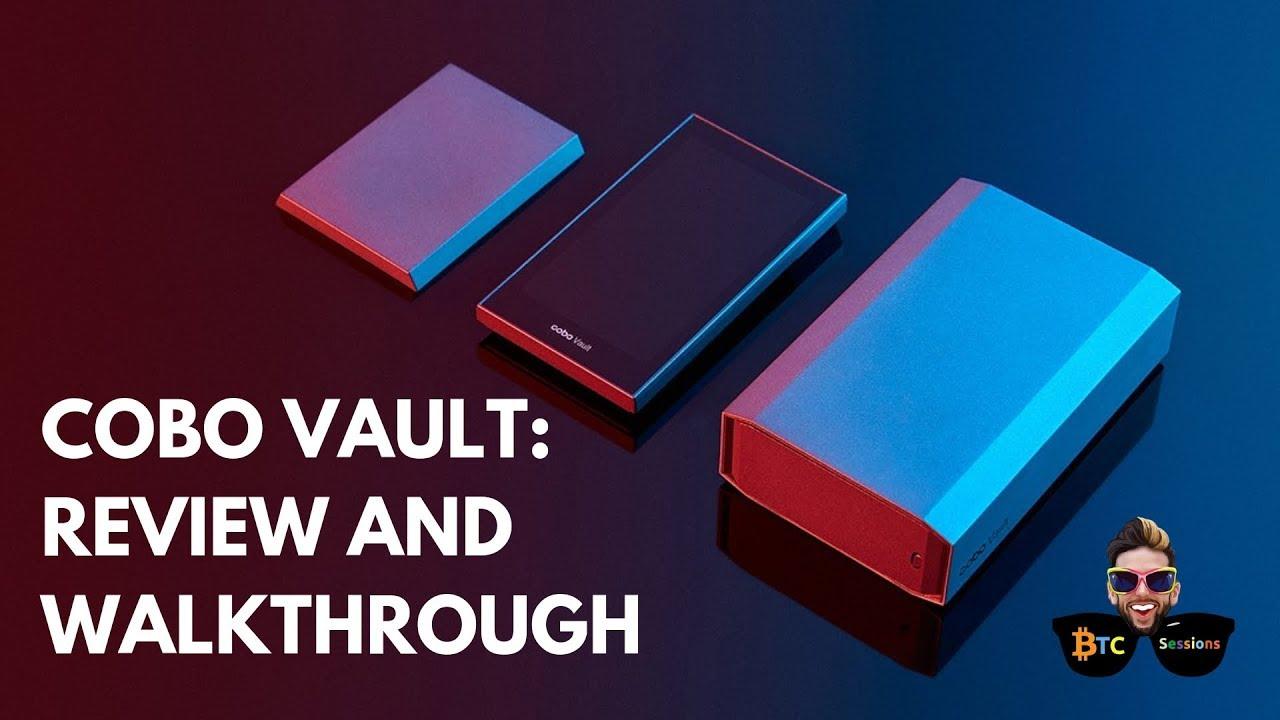 vault wallet cryptocurrency