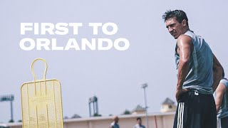 Shea Salinas on being the first MLS club in Orlando