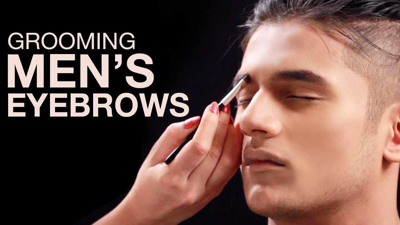 How To Do Your Own Eyebrows & Lips   Makeup Tutorials ...