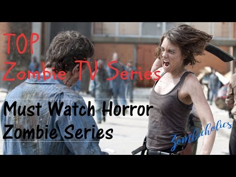 Top Zombie Tv s of all time Must Watch Horror s