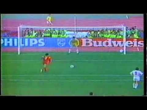 Romênia 2x0 Urss Copa 1990 Rede Manchete