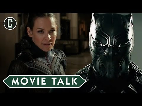 Ant-Man and The Wasp Trailer Drops + Black Panther First Reactions - Movie Talk