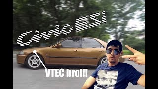"""1995 Honda Civic """"JDM EG8"""" ESi"""