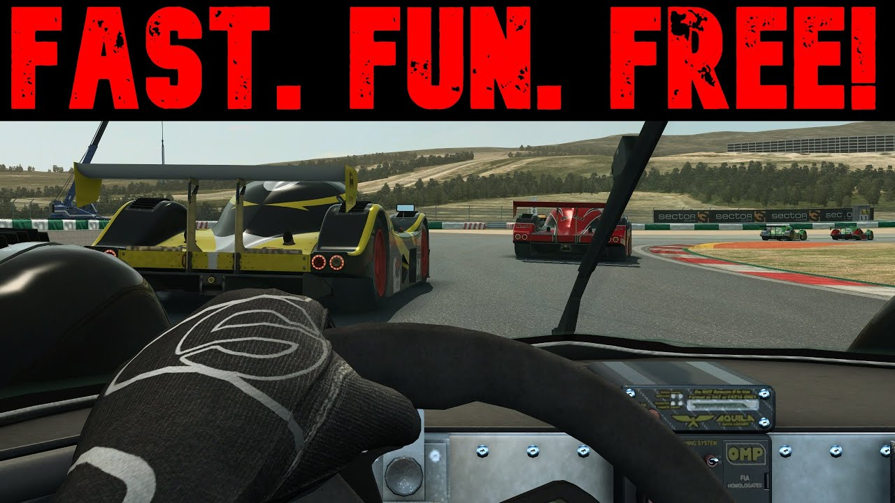 Best Free Sim Racing Experience