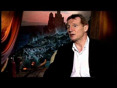 Kingdom Of Heaven: Liam Neeson Exclusive