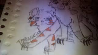 Мои рисунки котов воителей (срисовки и выдуманные персонажи)