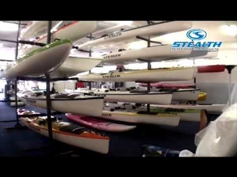 Stealth Kayak Fishing - Selecting The Right Fishing Kayak