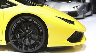 Lamborghini CEO Focusing on Products, Not Trade Issues