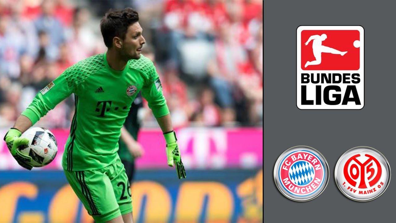 Fc Bayern Mainz 05