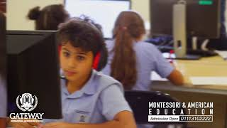 Gateway International Montessori School Admission