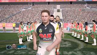 Rugby League Live 4 - Online The Streak game 6 - Can't Be Stopped!