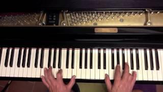 Tutorial Piano y Voz Mejor (Los Brincos)
