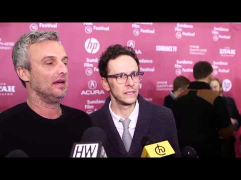 'D-Train' Writer Andrew Mogel and Director Jarrad Paul - @hollywood