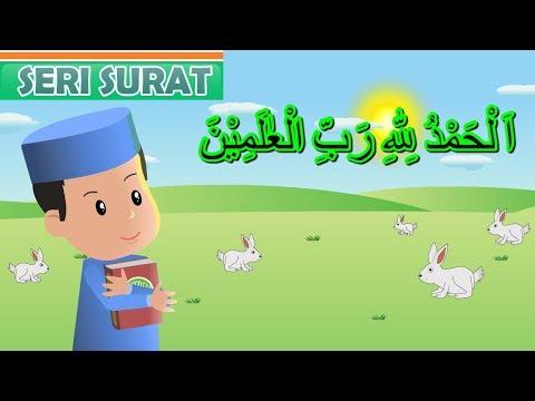 Surat Alfatihah - Anak Anak #3 Merdu banget - Anak Islam-Bersama Jamal Laeli