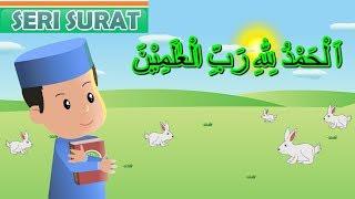 Surat Alfatihah - Anak Anak 3 Merdu banget - Anak Islam-Bersama Jamal Laeli