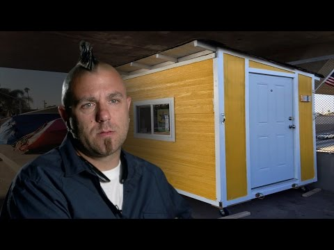 This LA Musician Built $1,200 Tiny Houses for the Homeless. Then the City Seized Them.