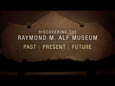 Discovering the Raymond M. Alf Museum: Past, Present, and Future