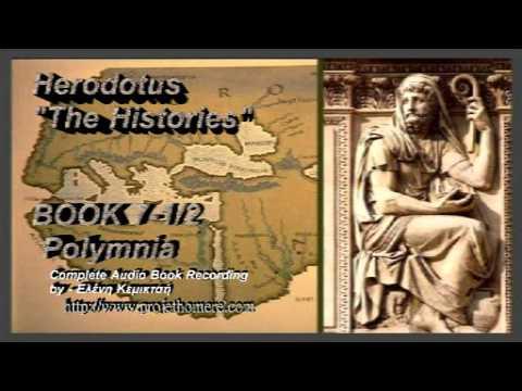 Herodotus (Polymnia book7 -1/2)- http://www.projethomere.com