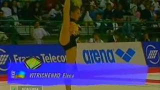 EC 1998 PORTO Elena Vitrichenko UKR Rope AA