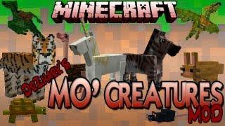 Minecraft Mo' Creatures MOD: Guía definitiva - Todo lo que hay que saber