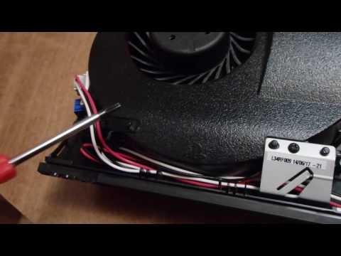 EZ Chill Fan Mod Installed on PS3 Super Slim