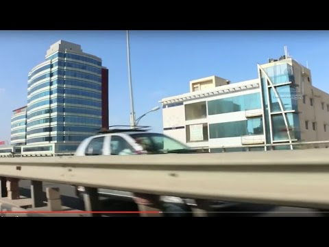 Bangalore : Driving in electronic city