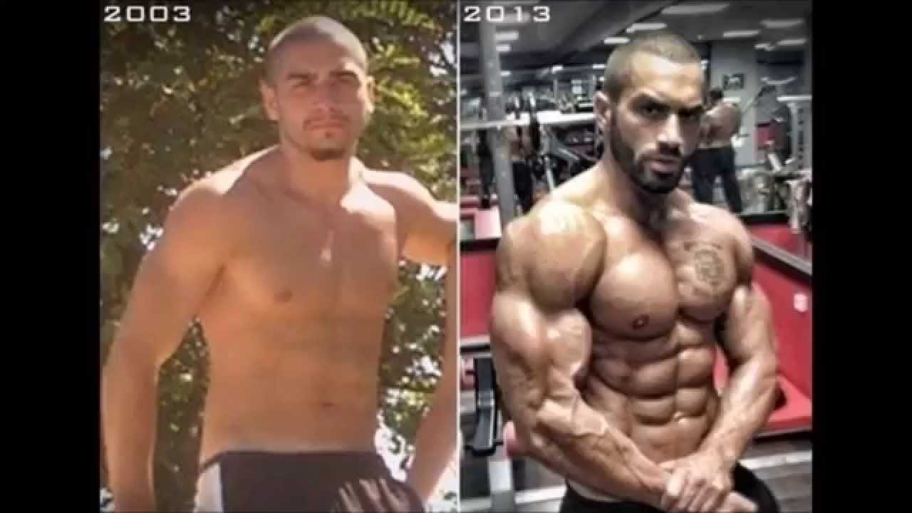 steroid transformation 1 cycle