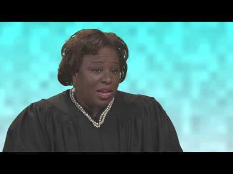 Judge Brenda Harbin-Forte, Dean, B.E. Witkin Judicial College