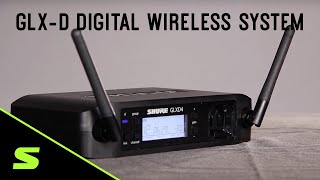 GLX-D Digital Wireless System Overview