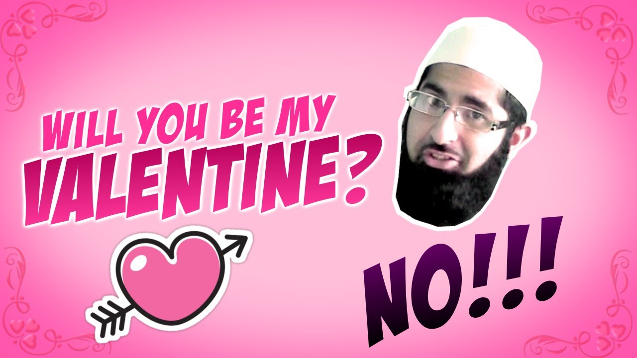 Will You Be My Valentine No Youtube