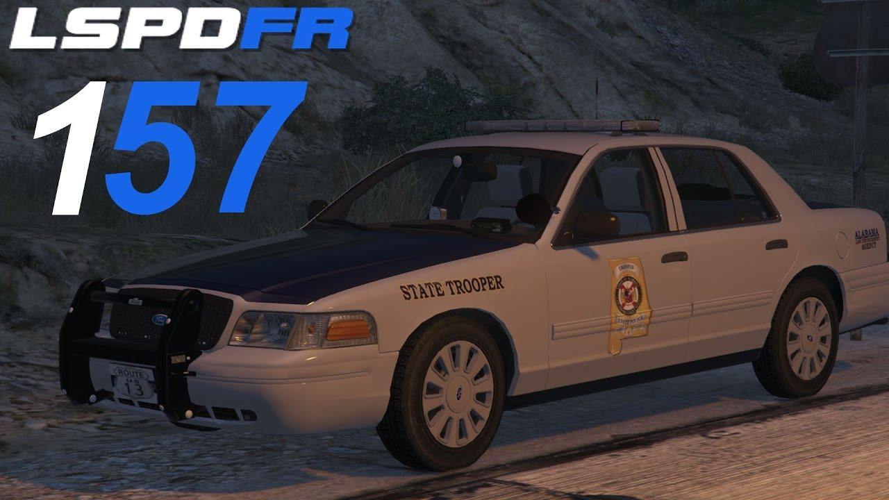 GTA 5 LSPDFR SP 157 Alabama State Police  YouTube