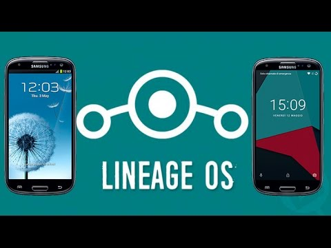 INSTALLING ANDROID 7 1 2 ON GALAXY S3 (GT-i9300) | LineageOS 14 1 [ROOT]