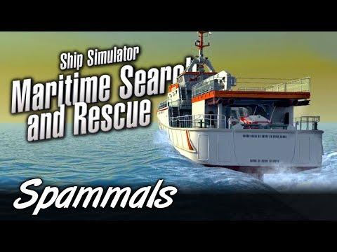 Ship Simulator Maritime Search & Rescue | Sinking Boat Rescue! |