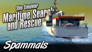 Ship Simulator Maritime Search & Rescue | Sinking Boat Rescue!