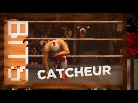 Catcheur - BiTS - ARTE