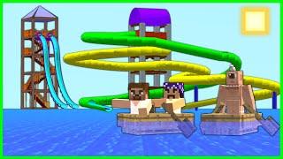TEPEGÖZ TATİL YAPIYOR! 😱 - Minecraft