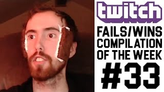 Best Fails Of The week ULTIMATE Twitch Fails / HIGHLIGHTS Compilation 2016 #33